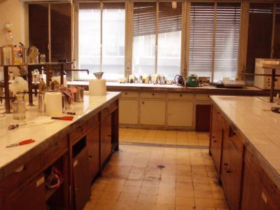 food chemical laboratory