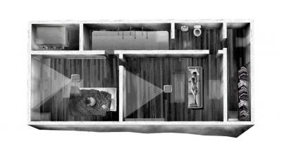 water deposit house