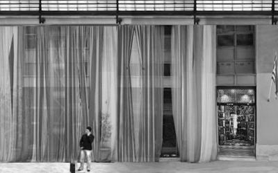 Agglomeration of Empty Shops